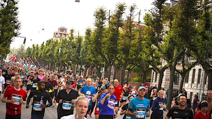 Copenhagen Marathon København sport idræ