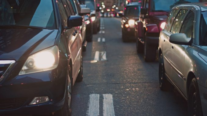 biler trafik