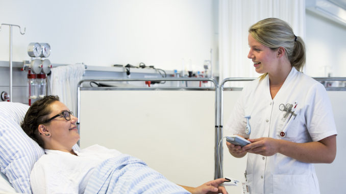 Sygeplejerske læge hospital