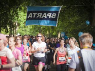 Løb fælledparken sundhed sport motion