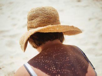 strand sol danmark pige kvinde