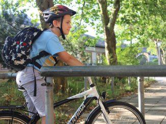 barn cykel børn