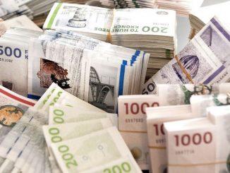 penge kroner