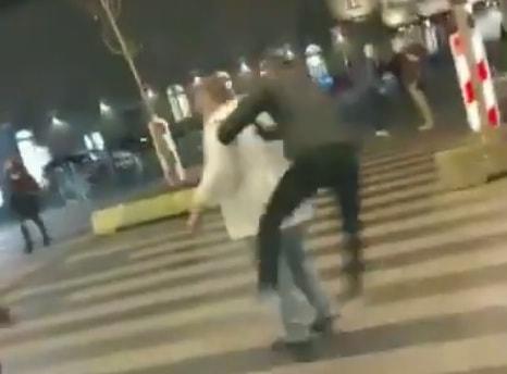 overfald
