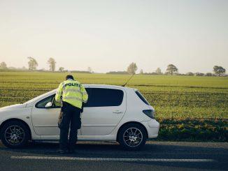 politi færdselskontrol