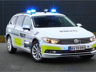 Patruljebil politibil