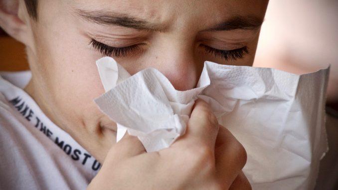 forkølelse