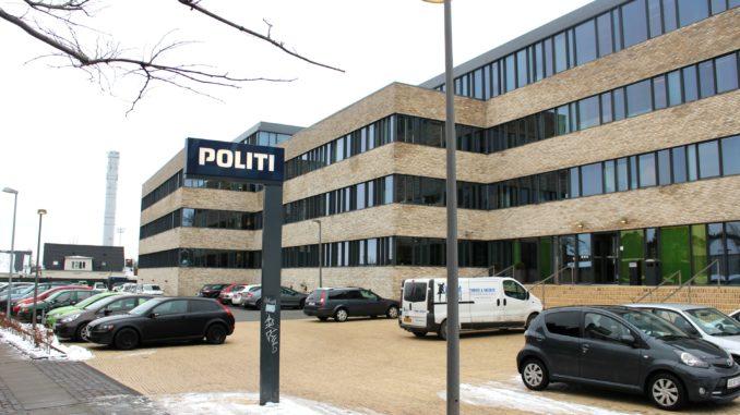 politistation
