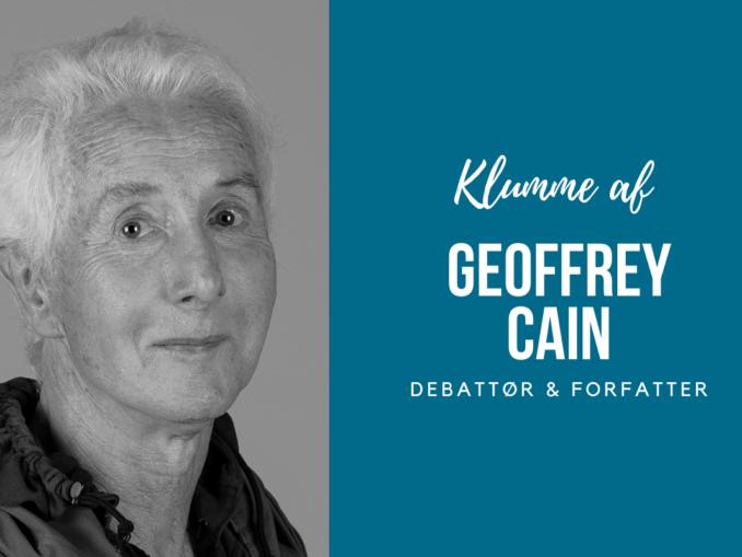 Geoffrey Cain