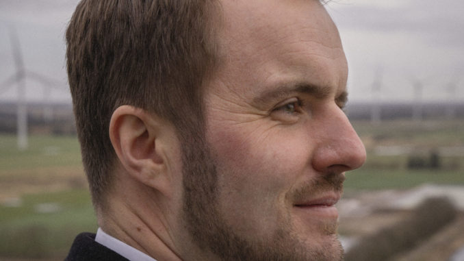 Erhvervsminister Simon Kollerup